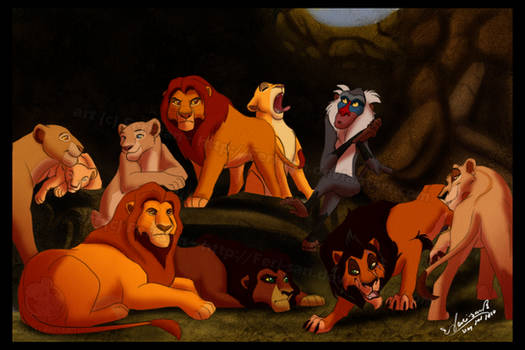 TLK: Rafiki in the Lions' Den