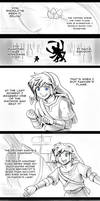 Skyward Sword - Waiting P. 1 - spoilers by Ferisae