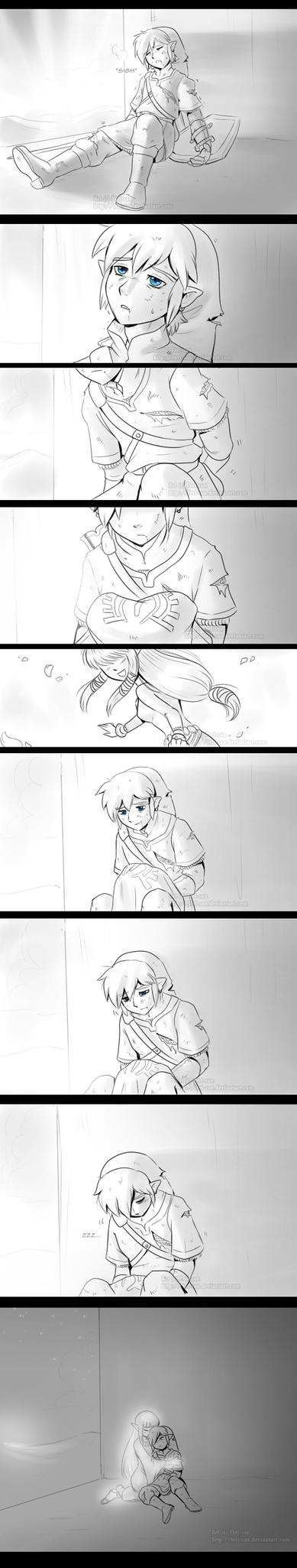 Skyward Sword - The Reason to Fight 2 by Ferisae