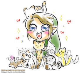 TP LINK LIKES CATS