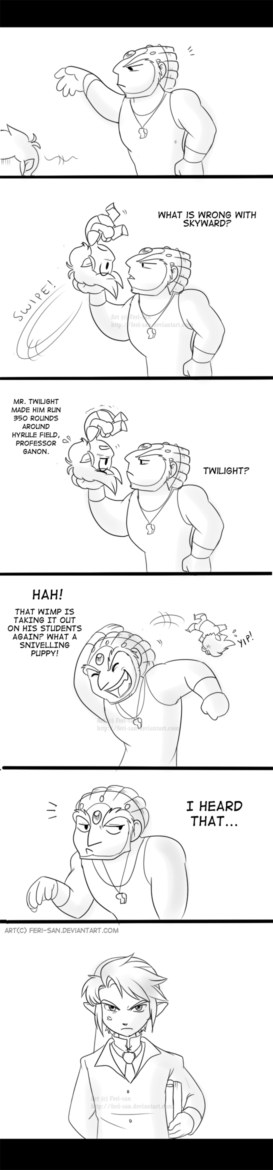 Mr Twilight 2 - 2 by Ferisae