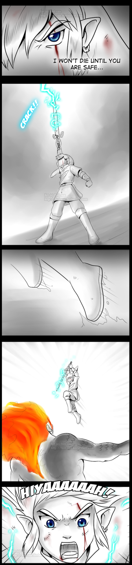 Finally Over P.4 by Ferisae