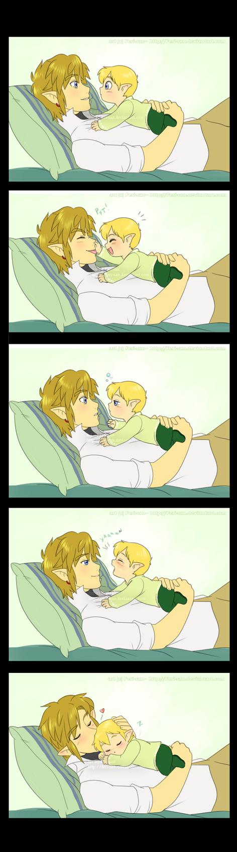 Papa Link by Ferisae