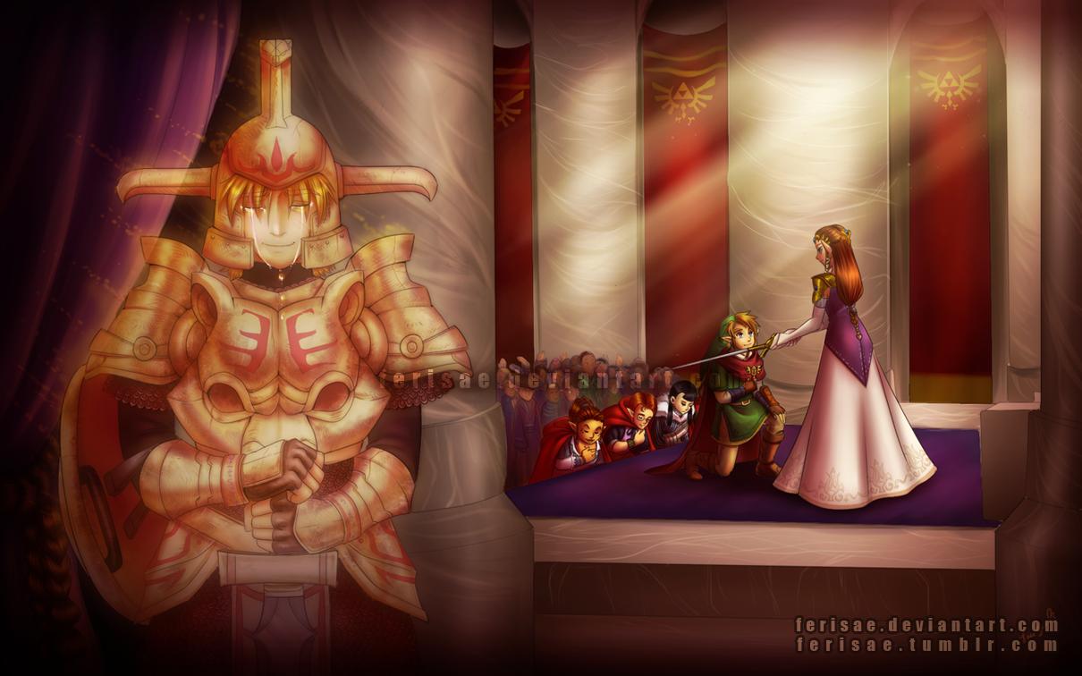 Ancestor's Pride by Ferisae
