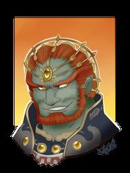 Comm - Ganondorf Bust