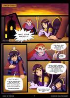 Zelda Comic - Ravio Escapes 1