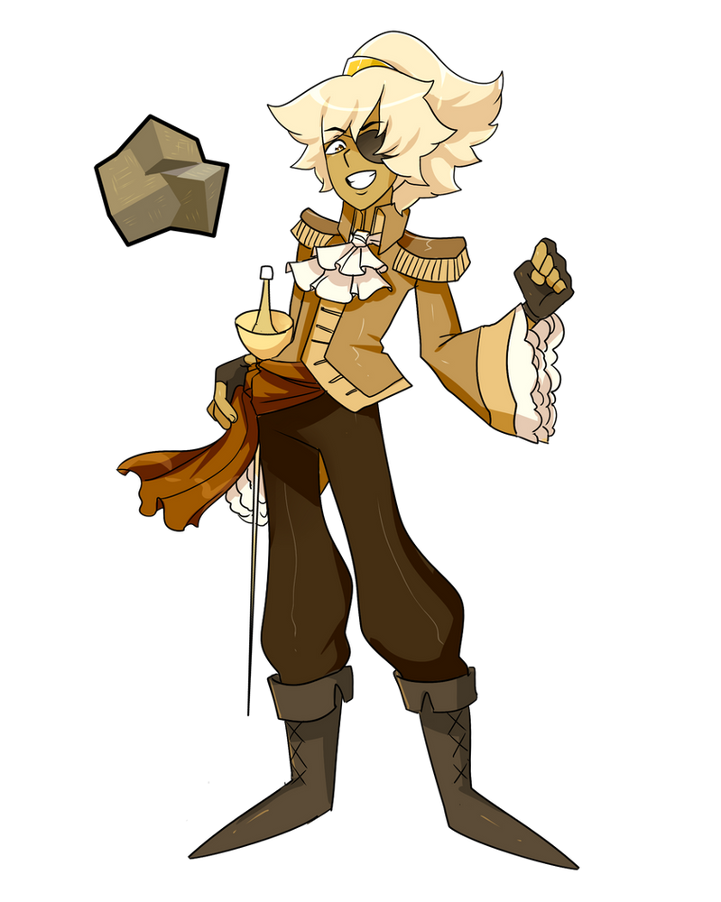 custom: fool's gold by lymerikk