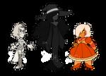 halloween adopts small batch (1/3 OPEN)