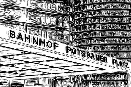 Berlin Series - Potsdamer Platz