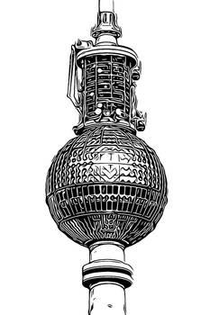 Berlin Series - TV Tower
