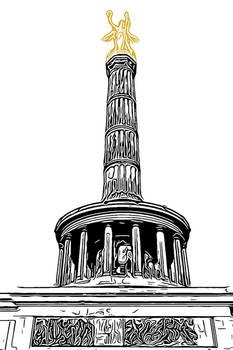 Berlin Series - Siegessaeule