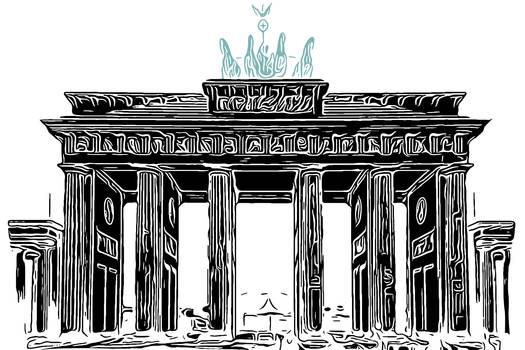 Berlin Series - Brandenburger Tor
