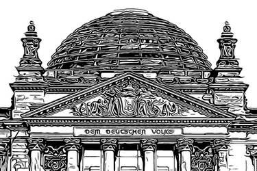Berlin Series - Reichstag