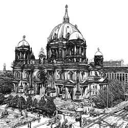 Berlin Series - Berlin Dom