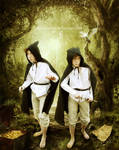Treasure Forest by kelyshmoo5