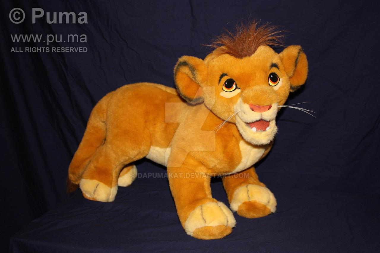 Lion King Cub Simba by Douglas