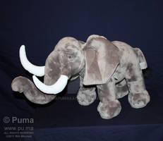 The Lion King - Elephant plush