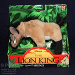 Lion King - Shenzi by Mattel