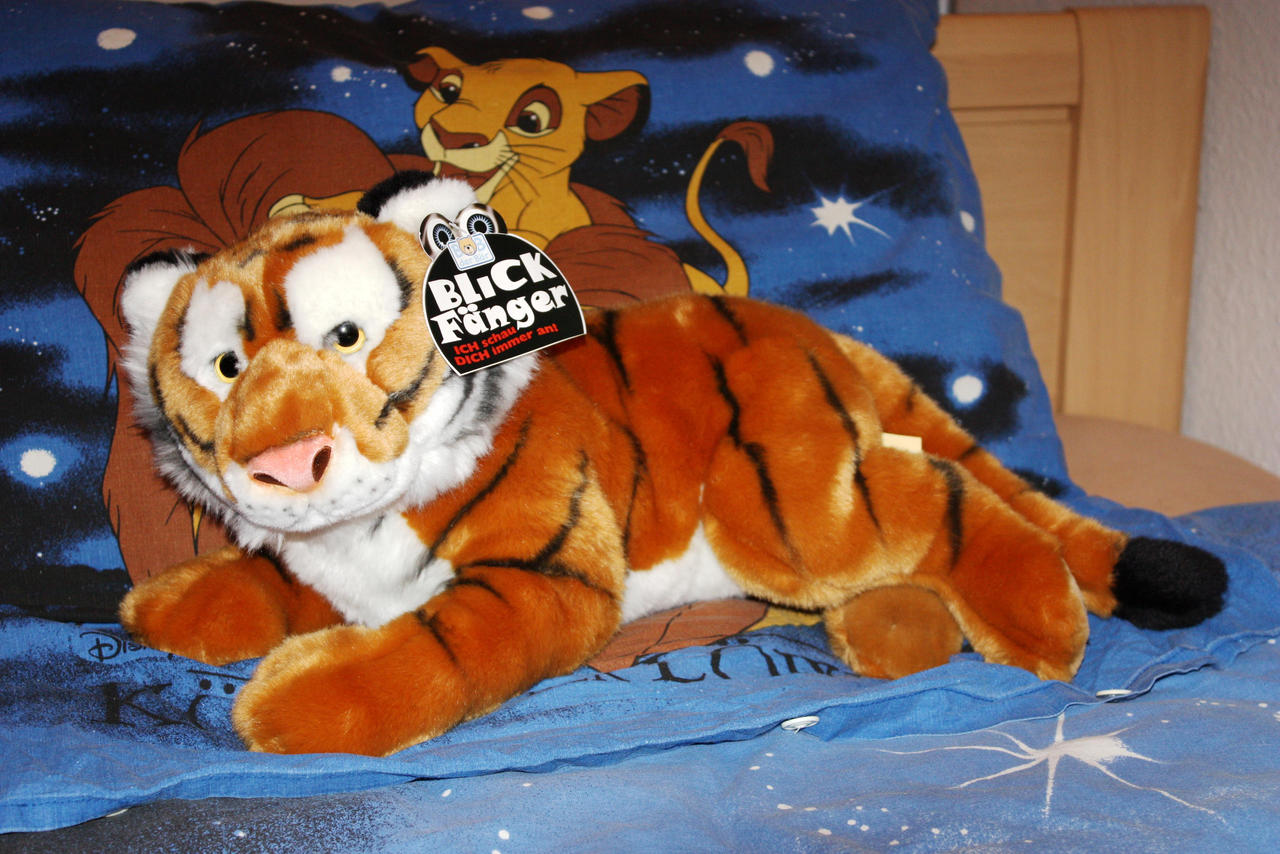 Bengal tiger by Bob der Baer