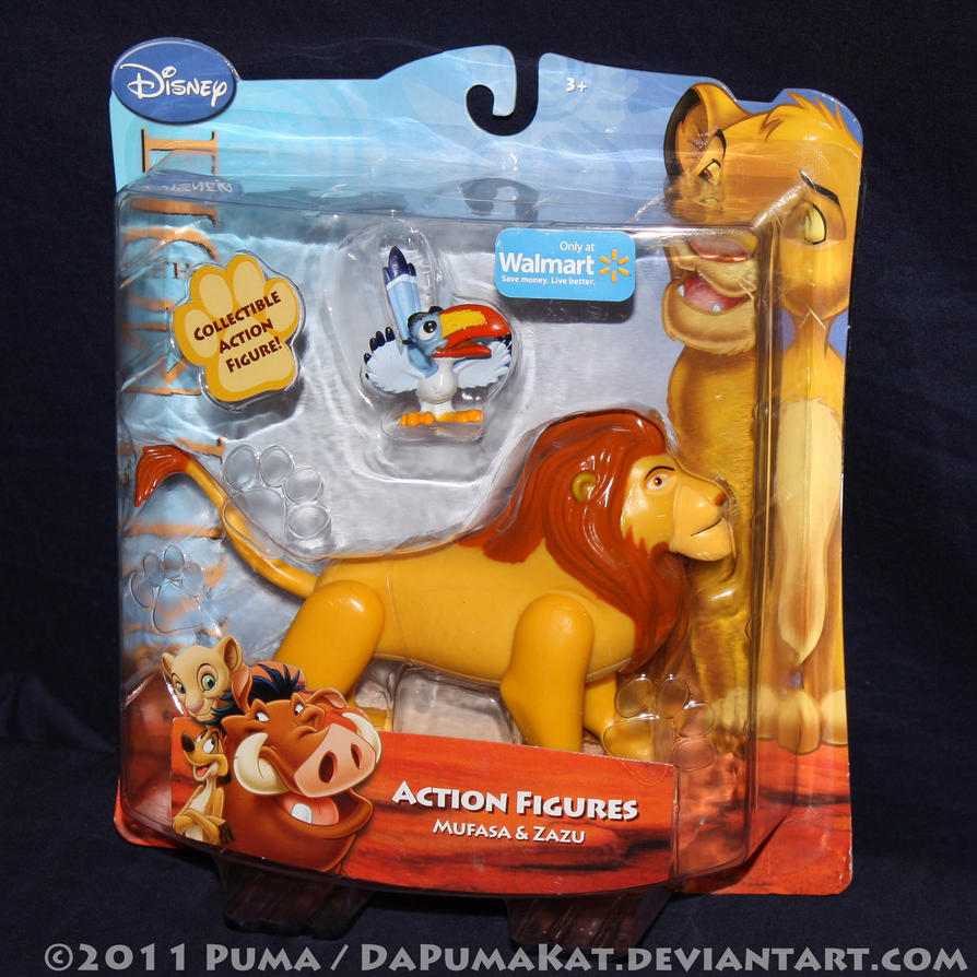 Lion king zazu toy