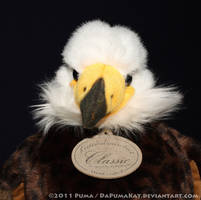 Karstadt - Bald Eagle plush