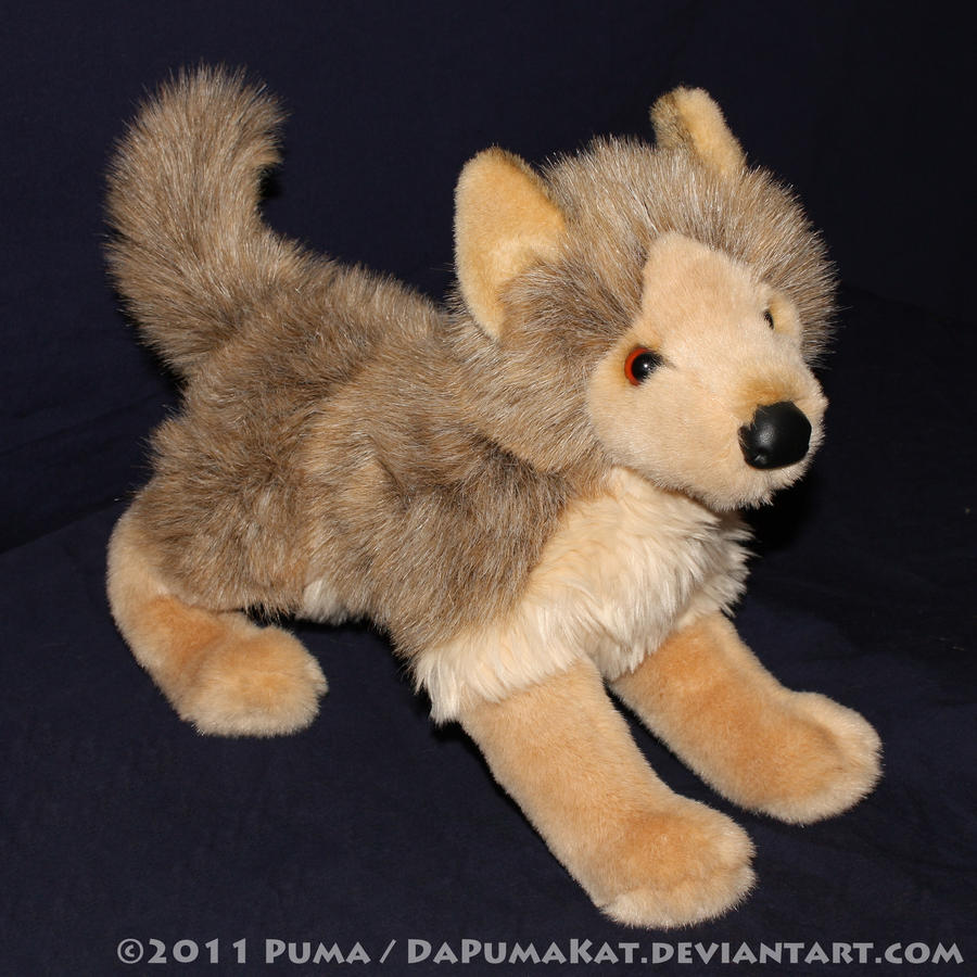 Douglas - Tyson the Wolf plush