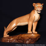 1999 WDCC The Lion King 5th Anniv. Adult Nala