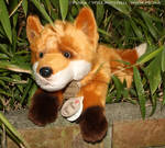 Yomiko Classics Collection Fox plush by Russ