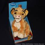 The Lion King - Cub Simba plush by JoyToy 2011