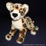 Douglas - Tristan the Leopard plush