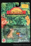 The Lion King - Young Nala and Zazu - Mattel 1994