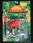 Lion King - I just can't wait to be king figures