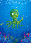 Octopus by mortalitas