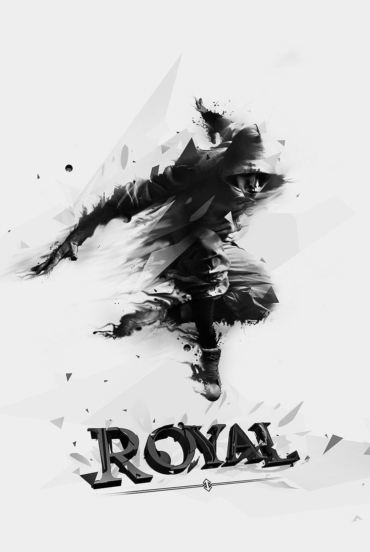 Royal by mortalitas
