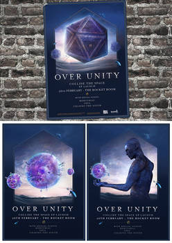 Over Unity Launch Poster