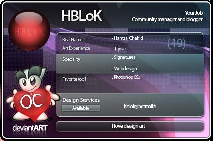 HBLoK's Profile Picture