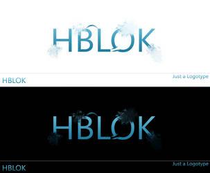 Logotype of me by HBLoK