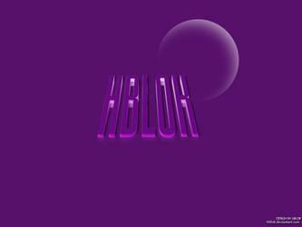 My LOGOTYPE by HBLoK