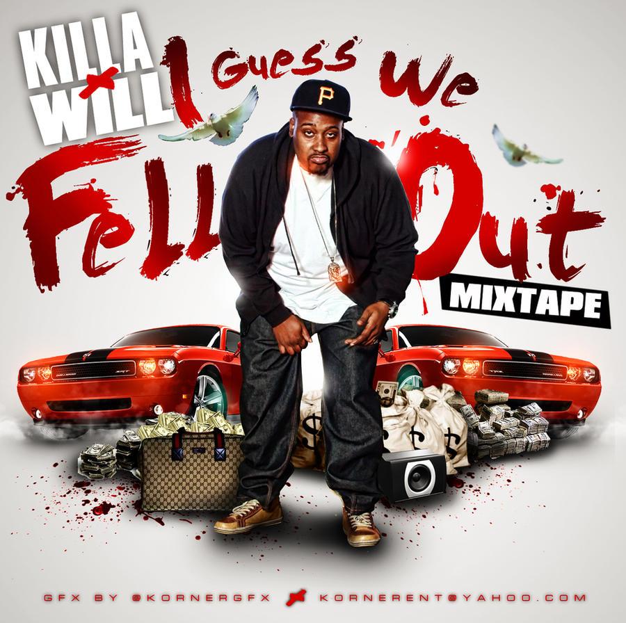 Killa will mixtape cover by numbaz on deviantart for Mixtape ideas
