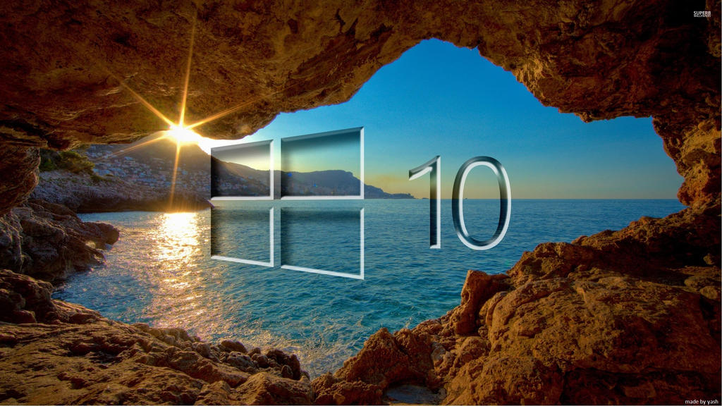 Windows 10 New Lock Screen Wallpaper By Yashlaptop On