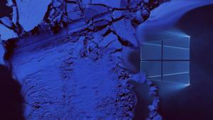 Windows 10 ROCK Solid Stone Wallpaper