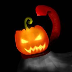 Halloween Pumpkin by UnknownAlice