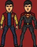 Superboy Universe X by NEW-MARVEL-UNIVERSE