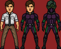 Harry Osborn Universe X by NEW-MARVEL-UNIVERSE