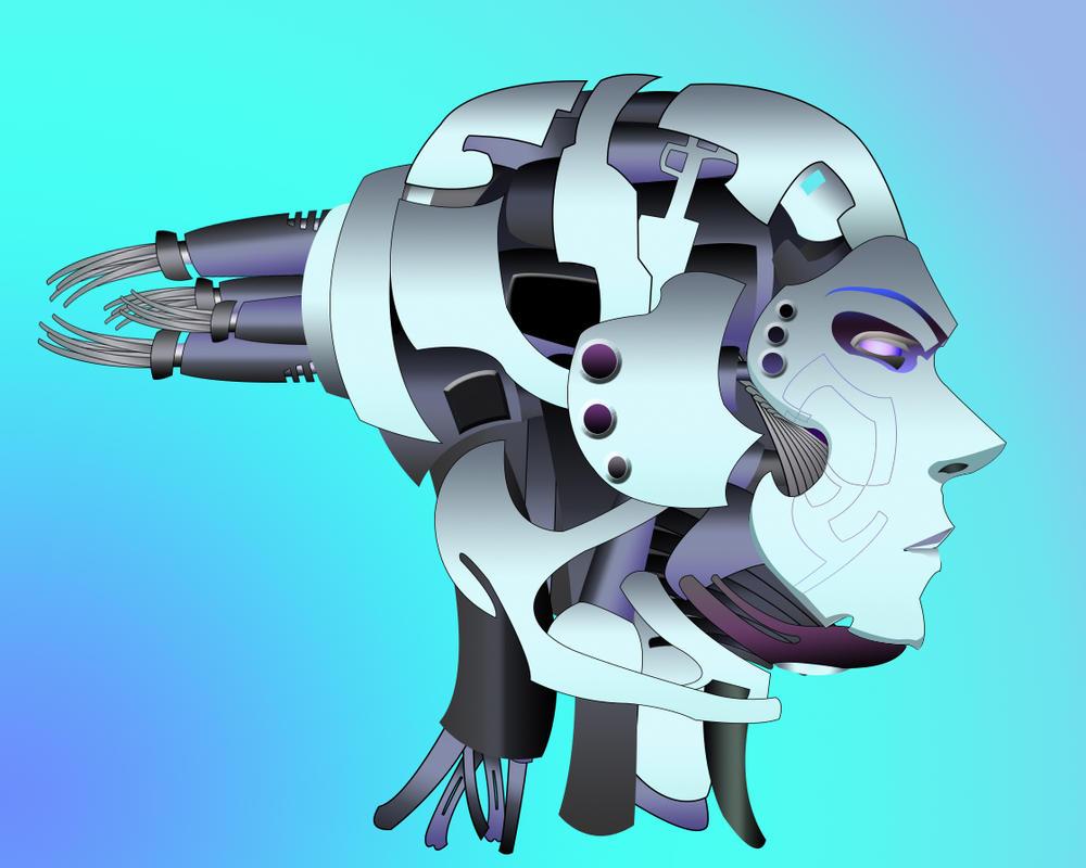 Neuro Cell Concept Design by ogjimkenobi