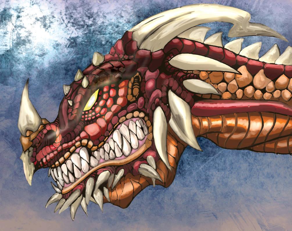 Dragon Study Omega