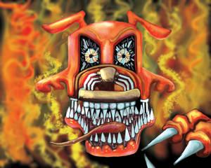 Nightmare Foxxy