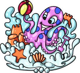 Ocean Fun Time Alpha Go