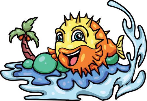 Ocean Fish Time Fun
