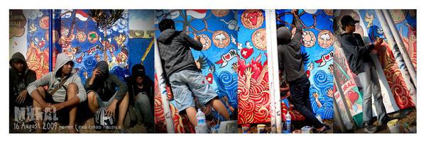 mural by mibadezink